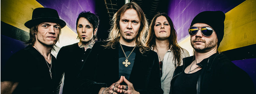 a New Hard Rock attack from Finland